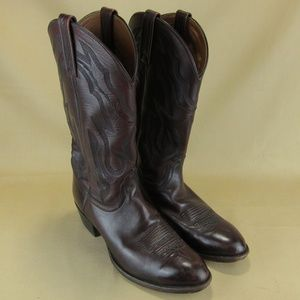 Lucchese 2000 US 9 EE Men Cowboy Western Boots